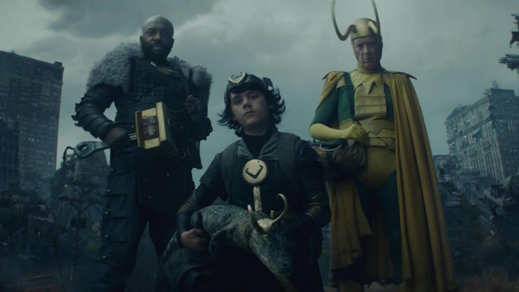 Loki Episode five image